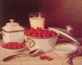 Strawberries and Cream - John Defett Francis