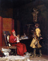 Un Secret D'etat - Jehan Georges Vibert