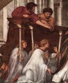 The Mass at Bolsena [detail: 1] - Raphael