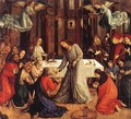 The Institution of the Eucharist - Joos Van Wassenhove