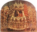 Coronation of the Virgin - Jacobello Del Fiore