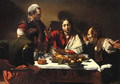 The Supper at Emmaus, 1601 - Caravaggio