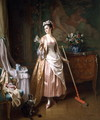 The Lady's Maid - Joseph Caraud