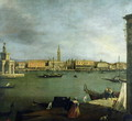 The Bacino di San Marco Looking North - (Giovanni Antonio Canal) Canaletto