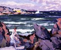 North Wind, Iona - Francis Campbell Boileau Cadell
