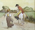 'Where are you going to, My Pretty Maid?' - Randolph Caldecott