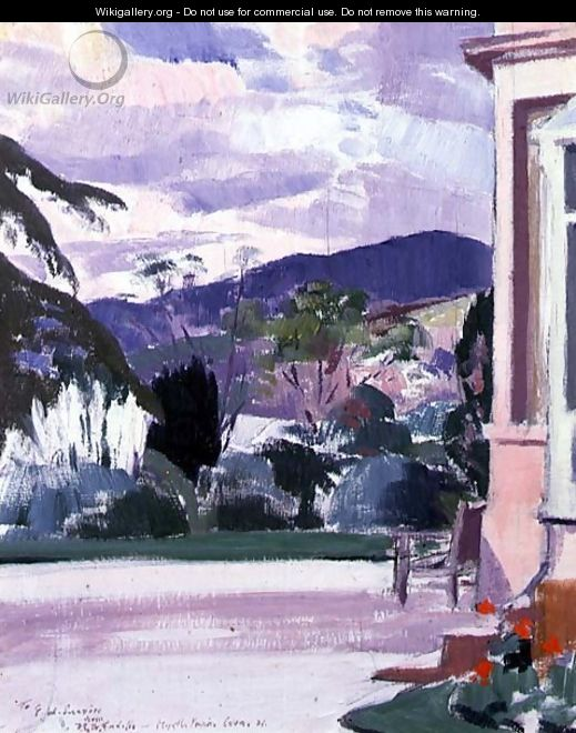 Myrtle Park Cove, Argyll - Francis Campbell Boileau Cadell