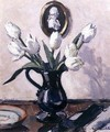 Tulips, c.1920 - Francis Campbell Boileau Cadell