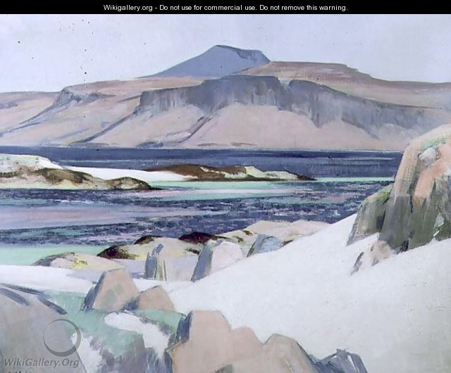 Ben More in Mull, c.1932 - Francis Campbell Boileau Cadell