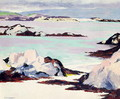 Isle of Iona - Francis Campbell Boileau Cadell