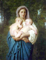 La Charité (Charity) - William-Adolphe Bouguereau