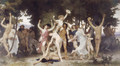 La Jeunesse de Bacchus (The Youth of Bacchus) - William-Adolphe Bouguereau