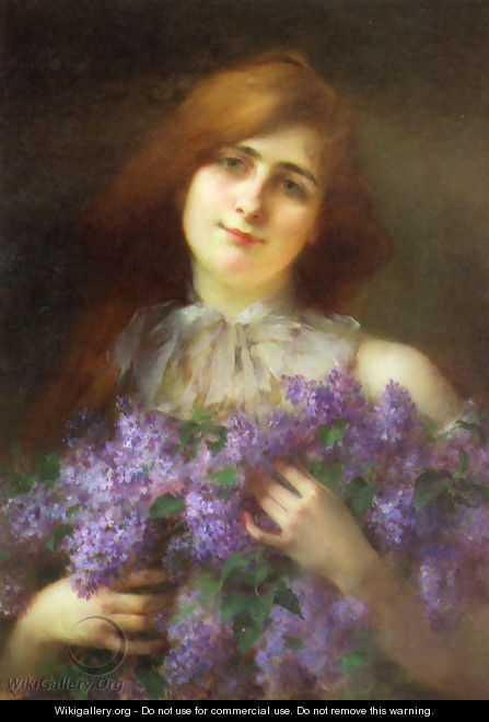 The Lilac Bouquet - Serkis Diranian