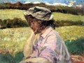 Lost in Thought - James Carroll Beckwith