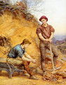 The Quarry Workers - George Faulkner Wetherbee