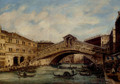 The Rialto Bridge, Venice - Giovanni Grubacs