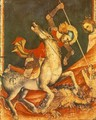 St George 's Battle with the Dragon -  Vitale d'Aimo de Cavalli