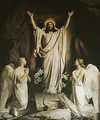 The Resurrection - Carl Heinrich Bloch