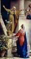 Mary and Elizabeth - Carl Heinrich Bloch