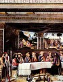 The Last Supper - Cosimo Rosselli