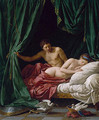 Mars and Venus - Louis Lagrenee