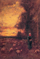 End of Day (or Montclair) - George Inness