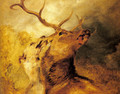 Stag and Hound - Sir Edwin Henry Landseer