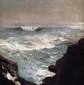 Cannon Rock - Winslow Homer
