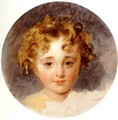 Portrait Of The Hon, George Fane (1819 - 1848), Later Lord Burghersh, When A Boy - Sir Thomas Lawrence