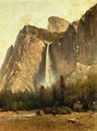 Bridal Veil Falls - Yosemite Valley - Thomas Hill