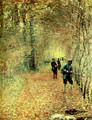 The Shoot - Claude Oscar Monet