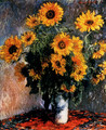Sunflowers - Claude Oscar Monet