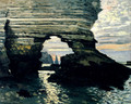 La Porte D'Amount, Etretat - Claude Oscar Monet