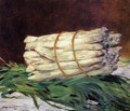 A Bunch Of Asparagus - Edouard Manet