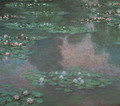 Water Lillies I - Claude Oscar Monet