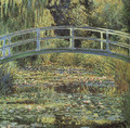 The Waterlily Pond - Claude Oscar Monet