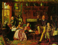 The Last Day in the Old Home - Robert Braithwaite Martineau