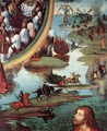 St John Altarpiece [detail: 9, right wing] - Hans Memling