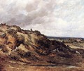 View Of Hampstead Heath - Frederick Waters Watts