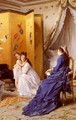 Apres Le Bain (After the Bath) - Gustave Leonhard de Jonghe