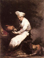 The Cook and the Cat - Theodule Augustine Ribot