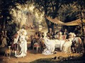 The Garden Party - Karl Schweninger, Jr.