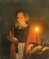A Careful Eye - Petrus Van Schendel