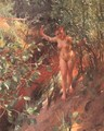 Röd sand (Red sand) - Anders Zorn