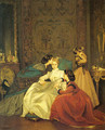 The Reluctant Bride - Auguste Toulmouche