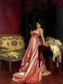 The Admiring Glance - Auguste Toulmouche