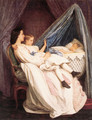 The New Arrival - Auguste Toulmouche