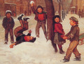 Winter Games - John George Brown