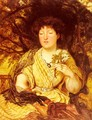 May Memories - Ford Madox Brown