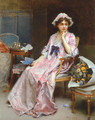 The Reluctant Mistress - Raimundo de Madrazo y Garreta